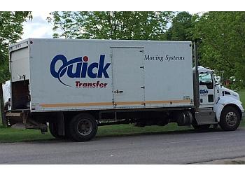 Winnipeg moving company Quick Transfer