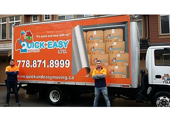 Surrey moving company Quick and easy moving Ltd.