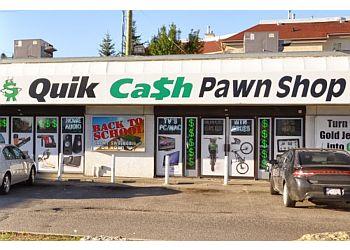 Calgary pawn shop Quik Cash Pawn Shop