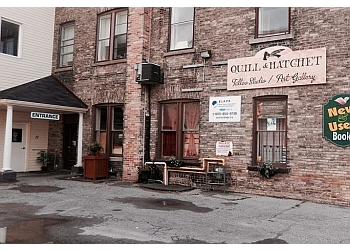 Kawartha Lakes tattoo shop Quill & Hatchet Tattoo Studio