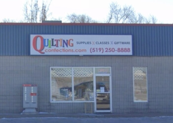 Windsor sewing machine store Quilting Confections