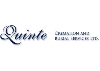 Belleville funeral home Quinte Cremation & Burial Services Ltd.