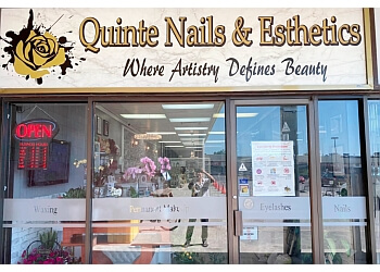 Belleville nail salon Quinte Nails and Spa