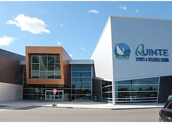 Belleville recreation center Quinte Sports & Wellness Centre