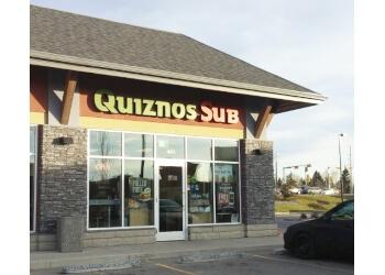 Airdrie sandwich shop Quiznos