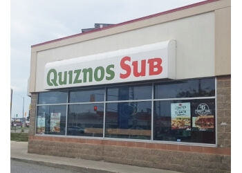Cambridge sandwich shop Quiznos