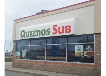 Cambridge sandwich shop Quiznos