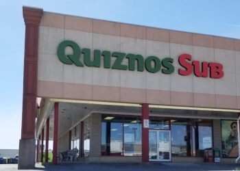 Halifax sandwich shop Quiznos