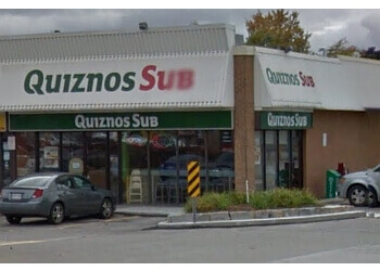 Halton Hills sandwich shop Quiznos Sub