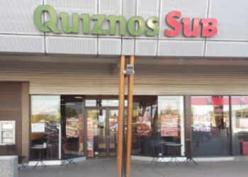 Prince George sandwich shop Quiznos