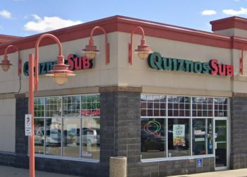 Red Deer sandwich shop Quiznos