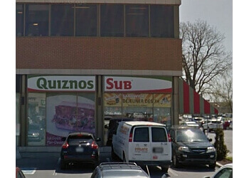 Saint Hyacinthe sandwich shop Quiznos Sub