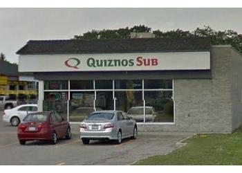 Stratford sandwich shop Quiznos