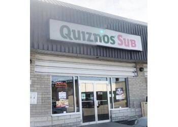 Thunder Bay sandwich shop Quiznos