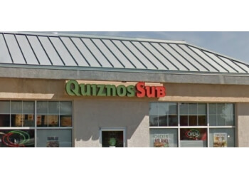 Lethbridge sandwich shop Quiznos Sub