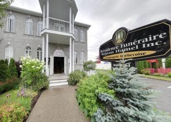 Quebec funeral home RÉSIDENCE FUNÉRAIRE RÉJEAN HAMEL