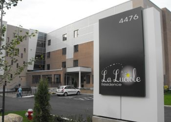 Laval apartments for rent Résidence La Luciole