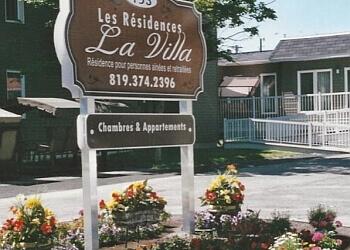 Trois Rivieres retirement home Résidence pour personnes agées la Villa