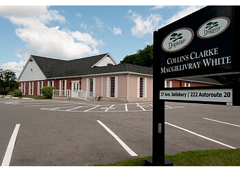 Montreal funeral home Résidences funéraires Collins Clarke MacGillivray White Funeral Homes
