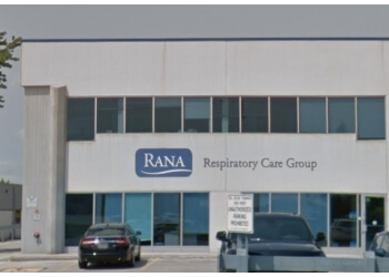 Winnipeg sleep clinic RANA Respiratory Care Group