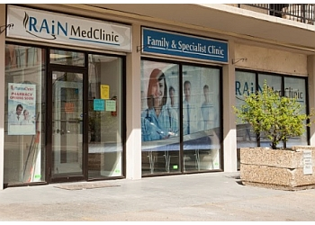 Edmonton urgent care clinic RAiN MedClinic