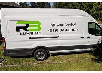 Sarnia plumber RB Plumbing