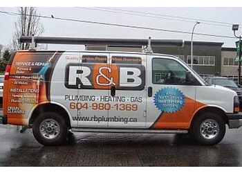 R&B Plumbing and Heating Inc.