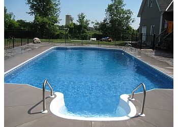 Belleville pool service R C F Pools