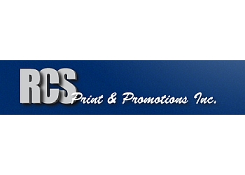Newmarket printer RCS Print & Promotions Inc.