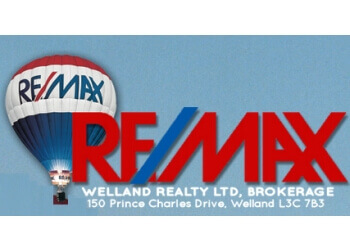 Welland real estate agent RE/MAX WELLAND REALTY LTD