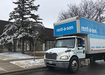 Toronto moving company RENT-A-SON