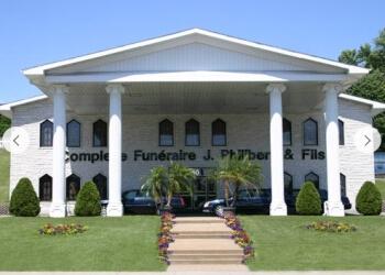 Trois Rivieres funeral home RICHARD PHILBERT MAISON FUNERAIRE