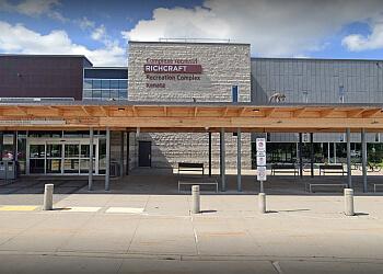 Ottawa recreation center RICHCRAFT RECREATION COMPLEX