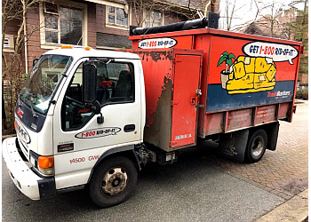 New Westminster junk removal RID-OF-IT Vancouver