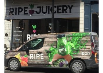 Barrie juice bar RIPE Juicery