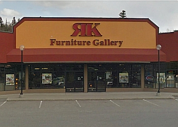 Prince George furniture store RK Furniture Gallery