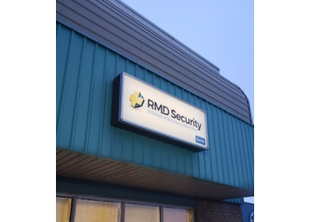 Regina security system RMD Security Systems