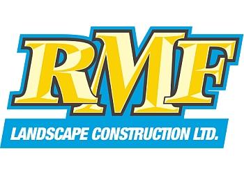 Aurora landscaping company RMF Landscape Construction Ltd.