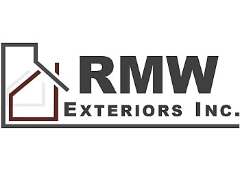 Waterloo window company R M W Exteriors Inc.