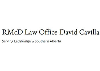 RMcD Law Office-David Cavilla Lethbridge Estate Planning Lawyers