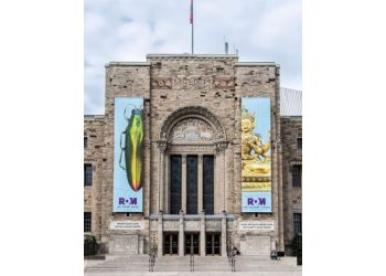 Toronto places to see ROYAL ONTARIO MUSEUM