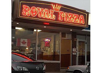 Halton Hills pizza place ROYAL PIZZA