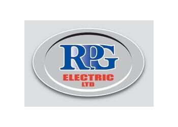 Markham electrician RPG Electric Ltd