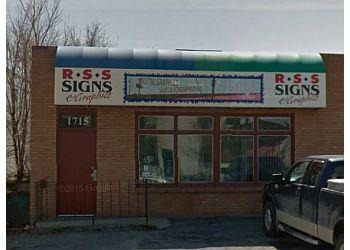 Regina sign company RSS Signs & Graphics
