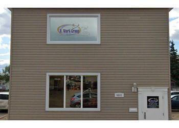 Grande Prairie employment agency R. Work Group