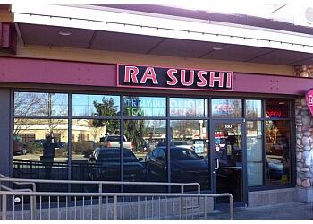 Langley sushi Ra Sushi