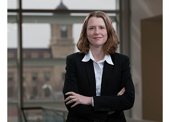 Lethbridge employment lawyer Rachel Hopf