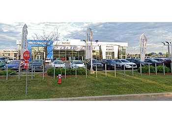 Saint Jean sur Richelieu car dealership Racine Chevrolet Buick GMC Ltée