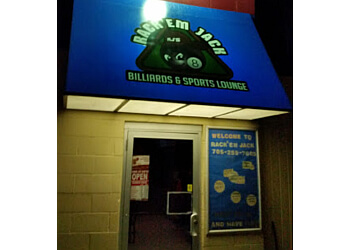 Orillia sports bar Rack'em Jack Billiards & Sports Lounge