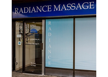 Delta massage therapy  Radiance Massage Therapy